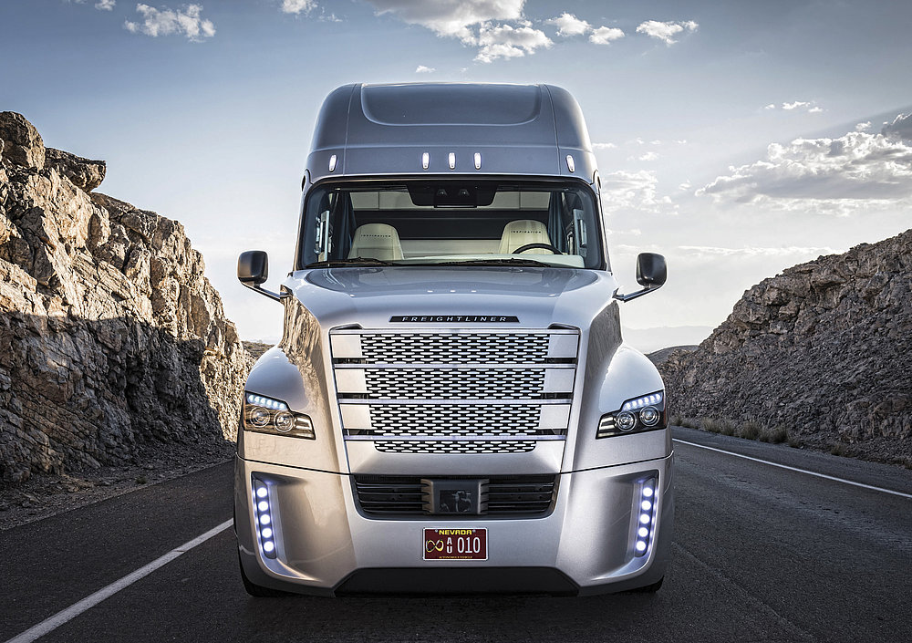 Inspiration Truck | Red Dot Design Award