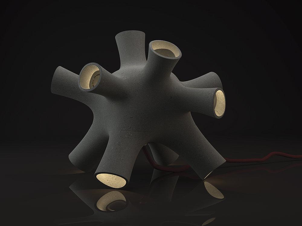 Concrete Air Purifier | Red Dot Design Award