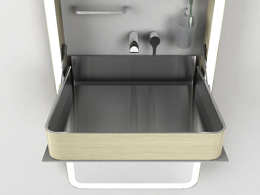 Mini Wash Station | Red Dot Design Award