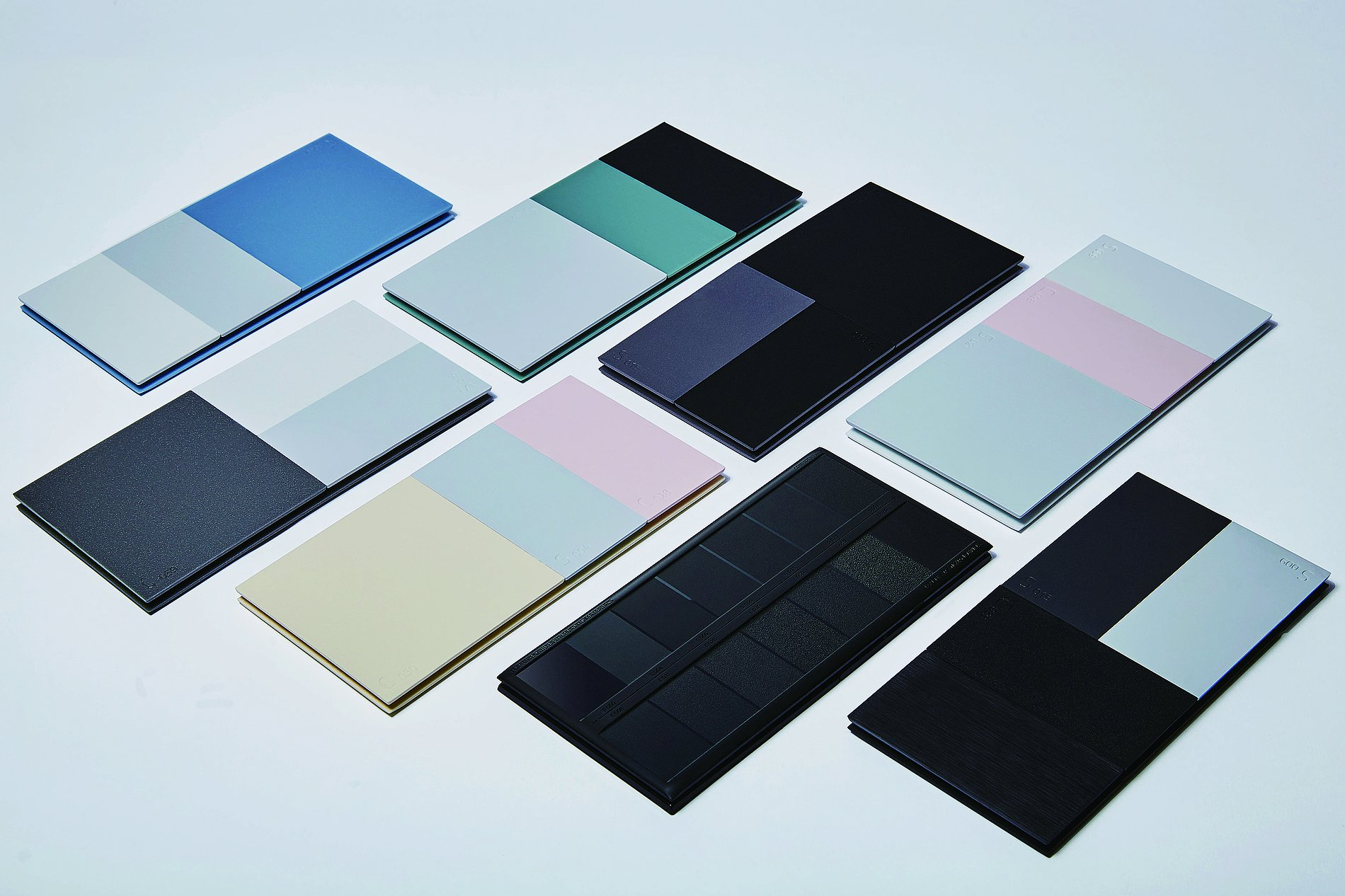 A Modular Texture Guide for Plastics | Red Dot Design Award