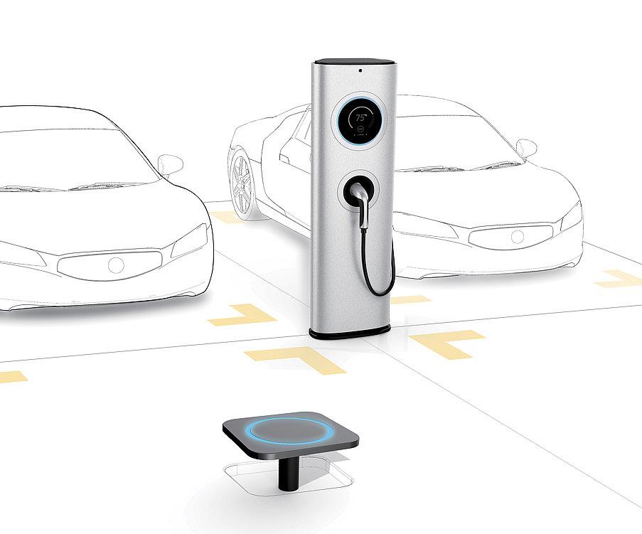 G1 Charging Pile | Red Dot Design Award