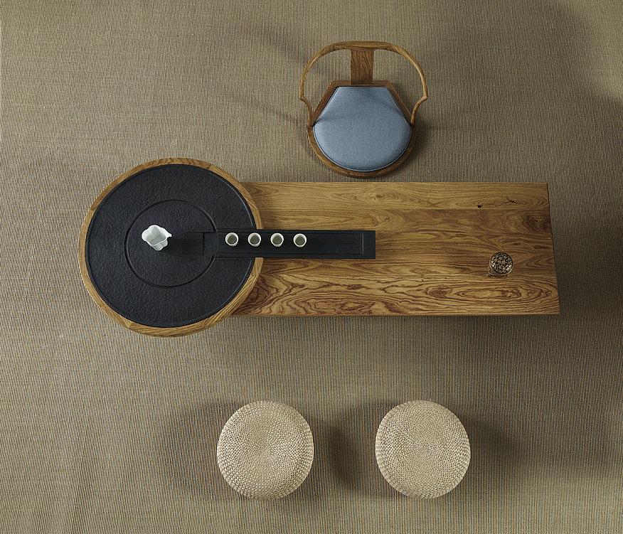 Floor Tearoom Series | Red Dot Design Award