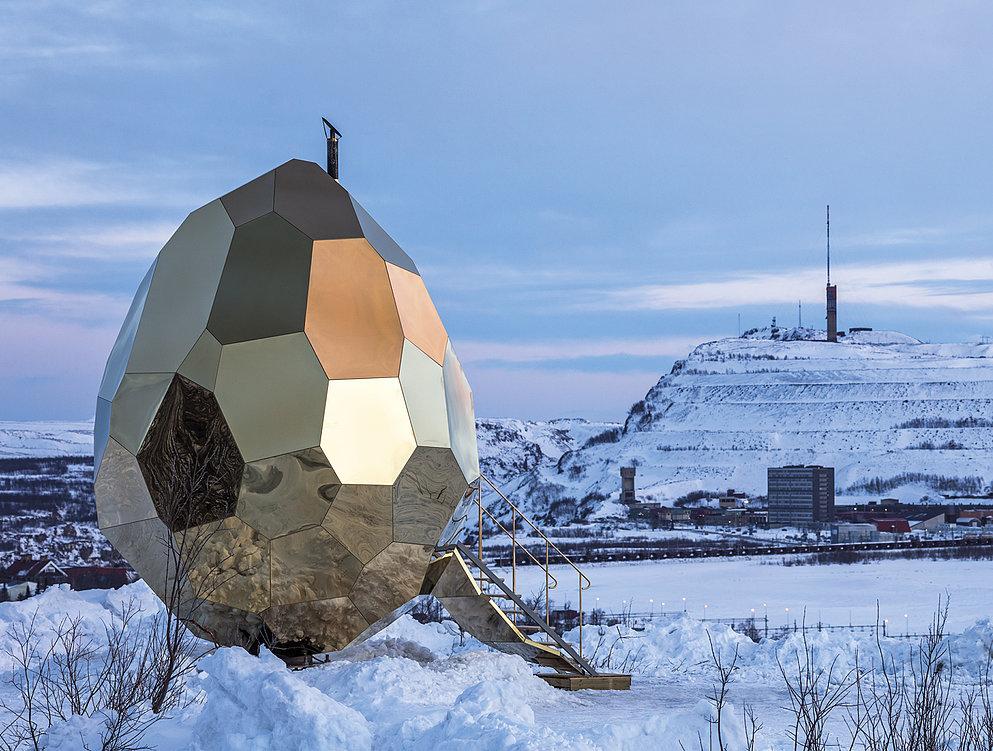 Solar Egg   Red Dot Design Award
