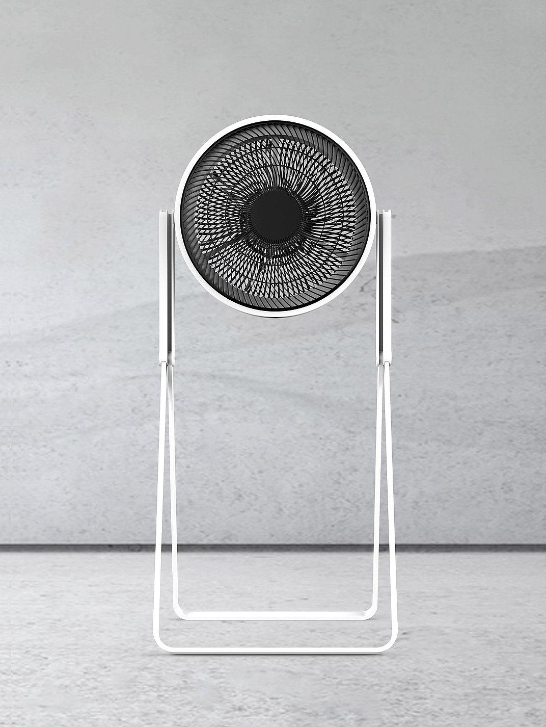 Easyshare Box Fan | Red Dot Design Award