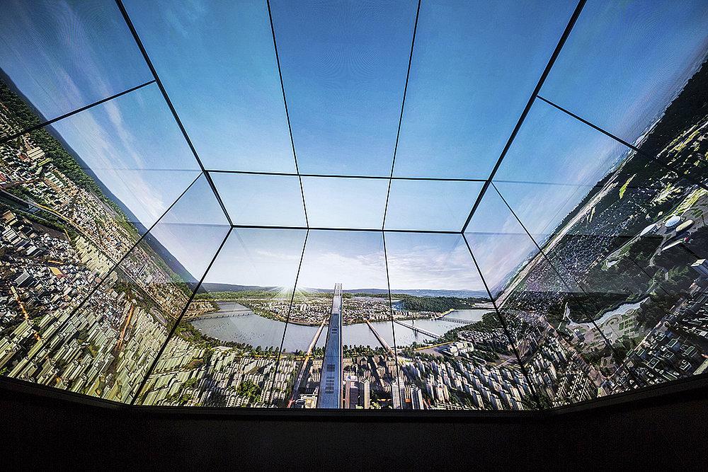 LOTTE WORLD SEOUL SKY - Sky Shuttle | Red Dot Design Award