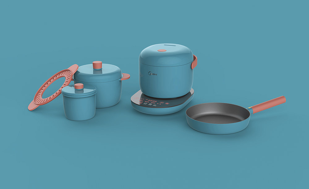 MiniMore--the most essential cooking set for you | Red Dot Design Award
