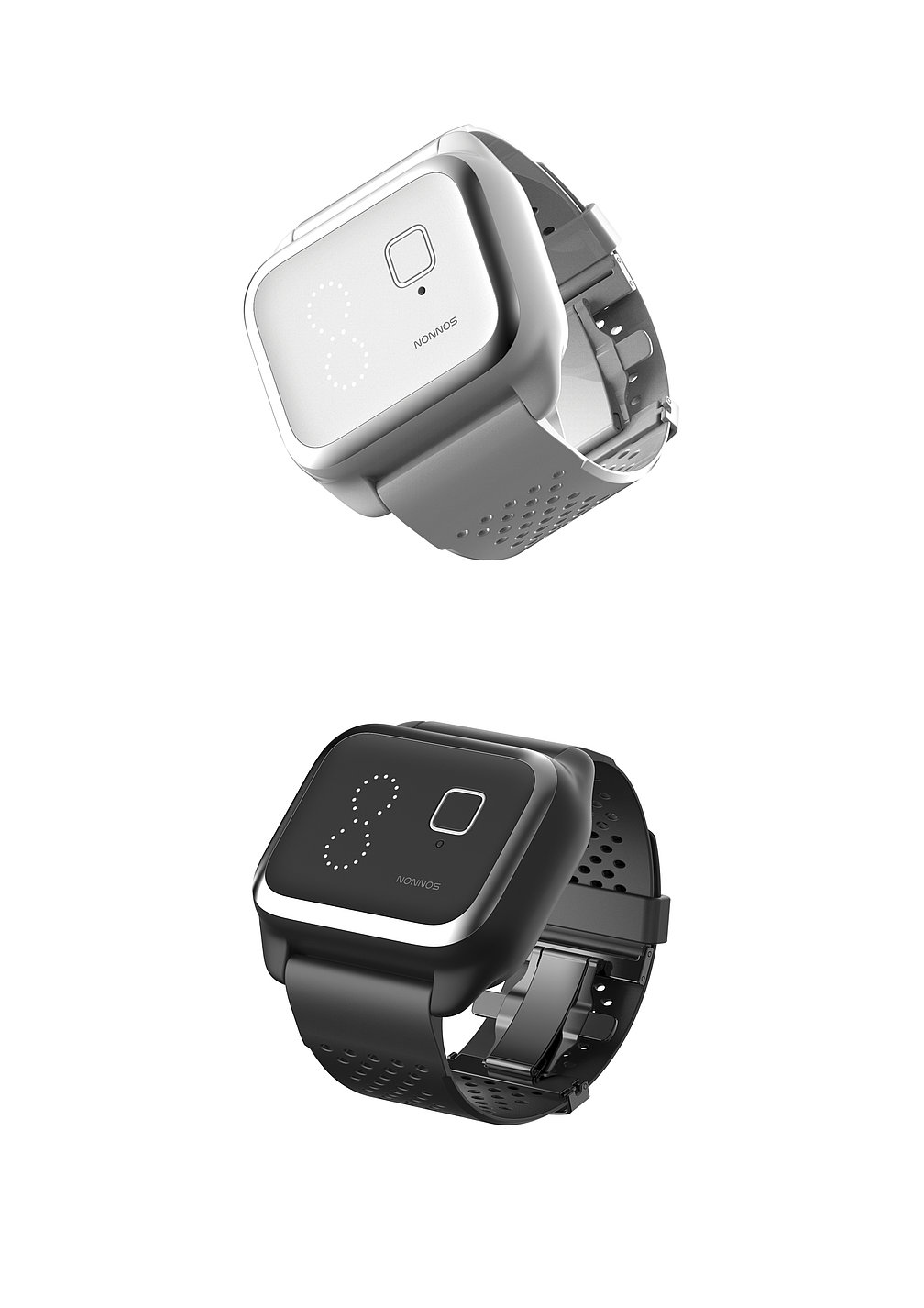 NONNOS Smart Insulin Watch | Red Dot Design Award