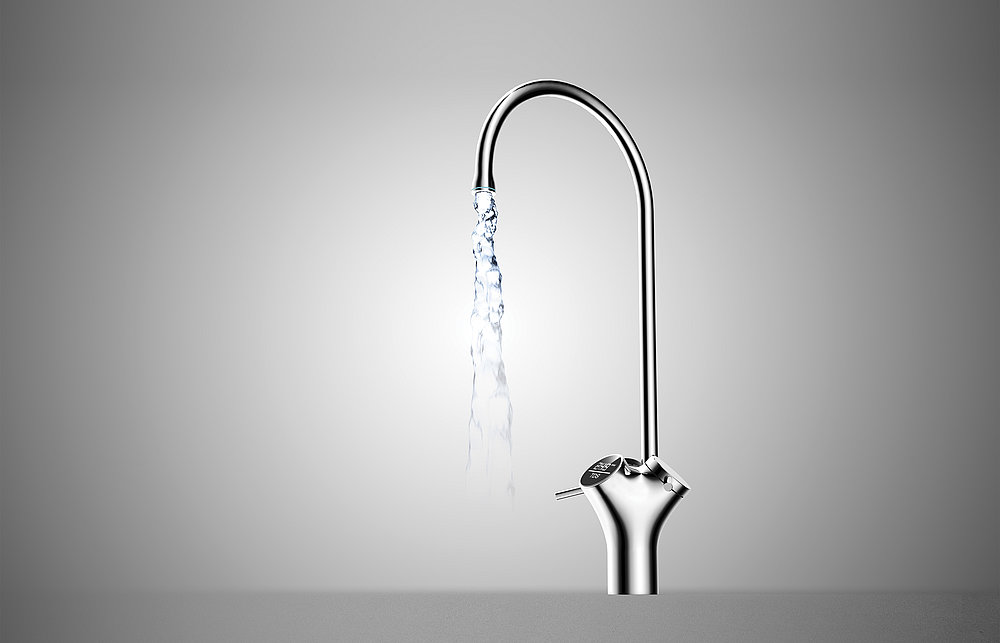 Intelligent Faucet | Red Dot Design Award