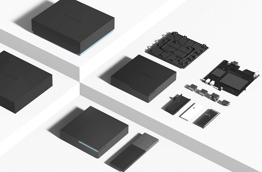 Edge TV Box | Red Dot Design Award