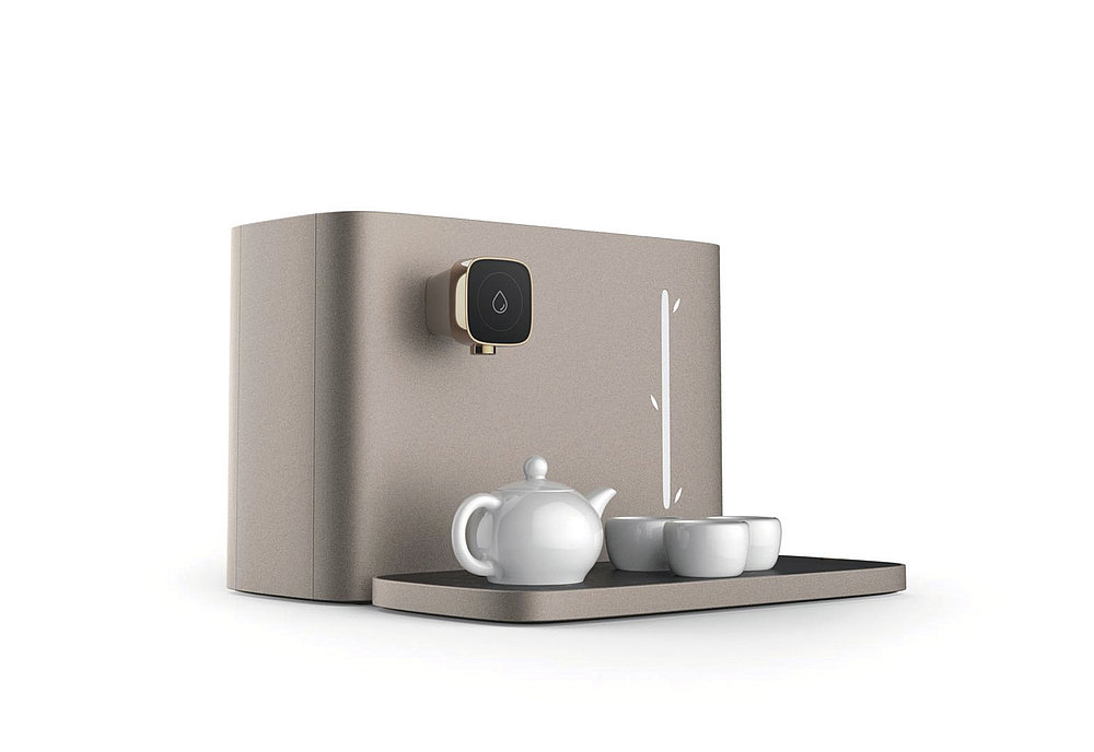 Mr. Tea Water Dispenser | Red Dot Design Award