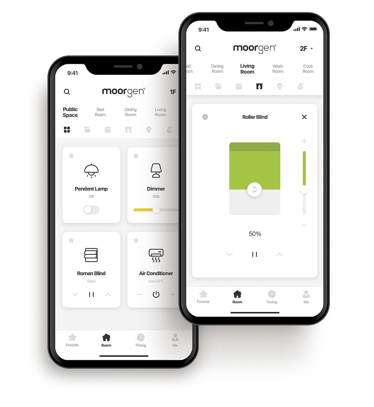 Moorgen Smart Home | Red Dot Design Award