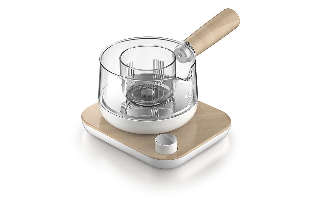 Open Boiled Tea Machine | Red Dot Design Award