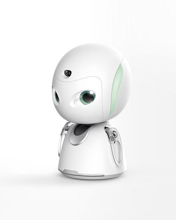 Intelligent Housekeeping Robot | Red Dot Design Award