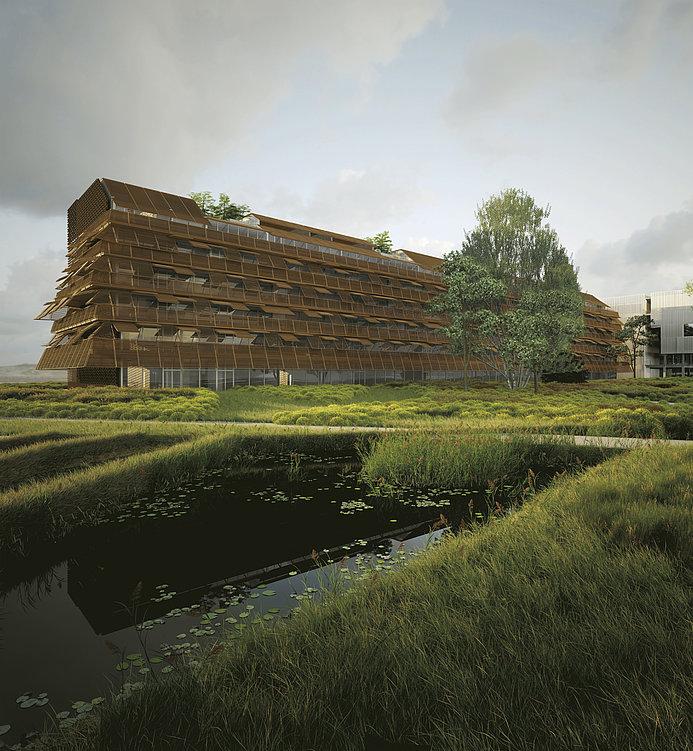 The Artists Garden Artists Commune | Red Dot Design Award