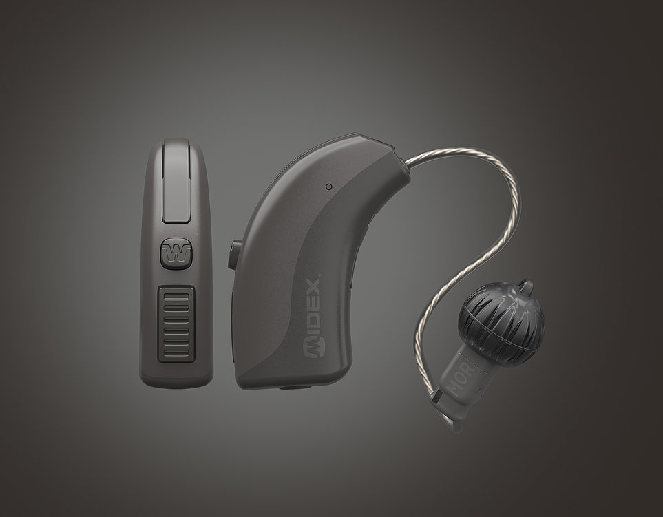 The World's First Battery-Free Hearing Aid | Red Dot Design Award