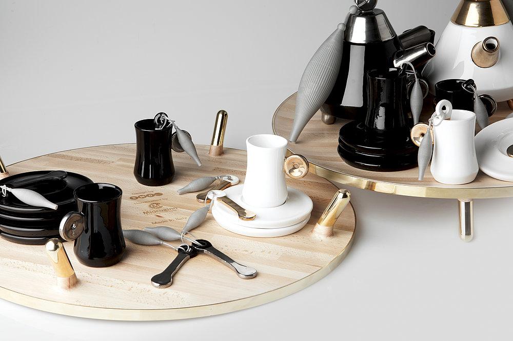 Sofia Tea Set | Red Dot Design Award