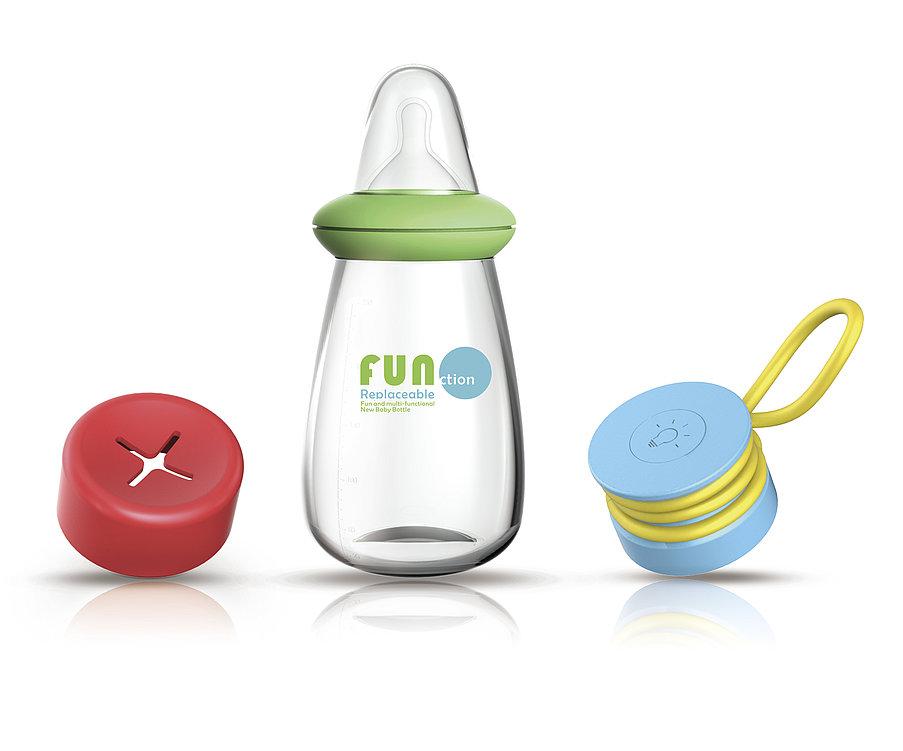 FUNction Baby Bottle | Red Dot Design Award
