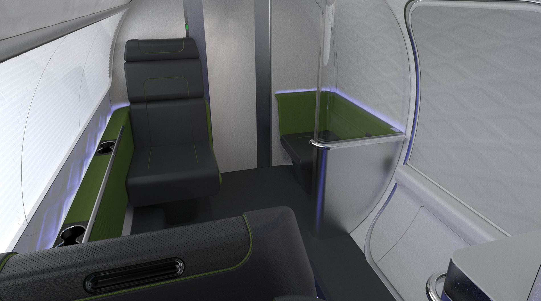HELI-X | Aircraft Interior & Livery Design | Red Dot Design Award