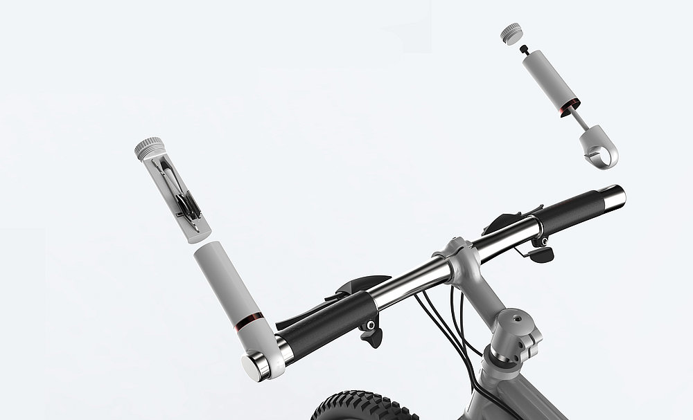 Bicycle Handle | Red Dot Design Award