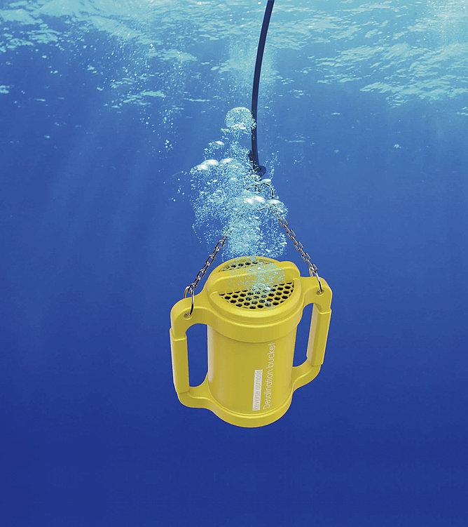 Reverse Osmosis Desalination Bucket | Red Dot Design Award