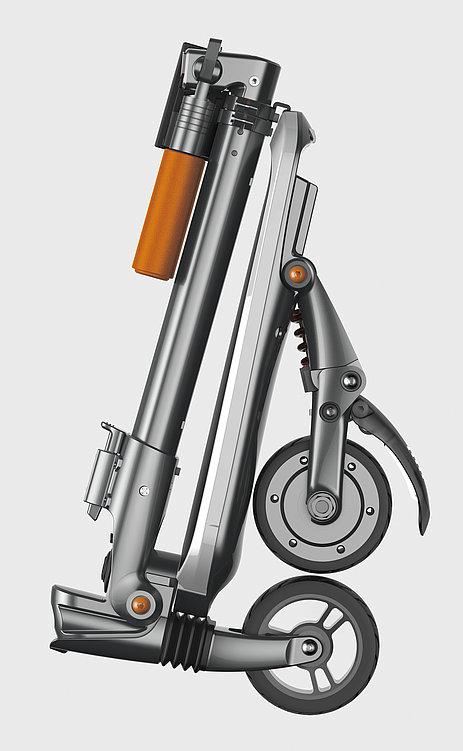 P-Scooter | Red Dot Design Award