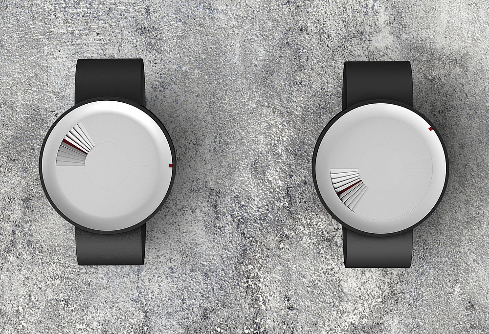 Window Timing | Red Dot Design Award