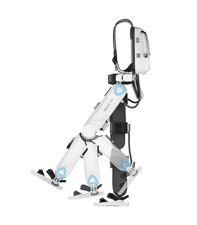 Bilateral Exoskeletonal Assistive Robot (BEAR) | Red Dot Design Award