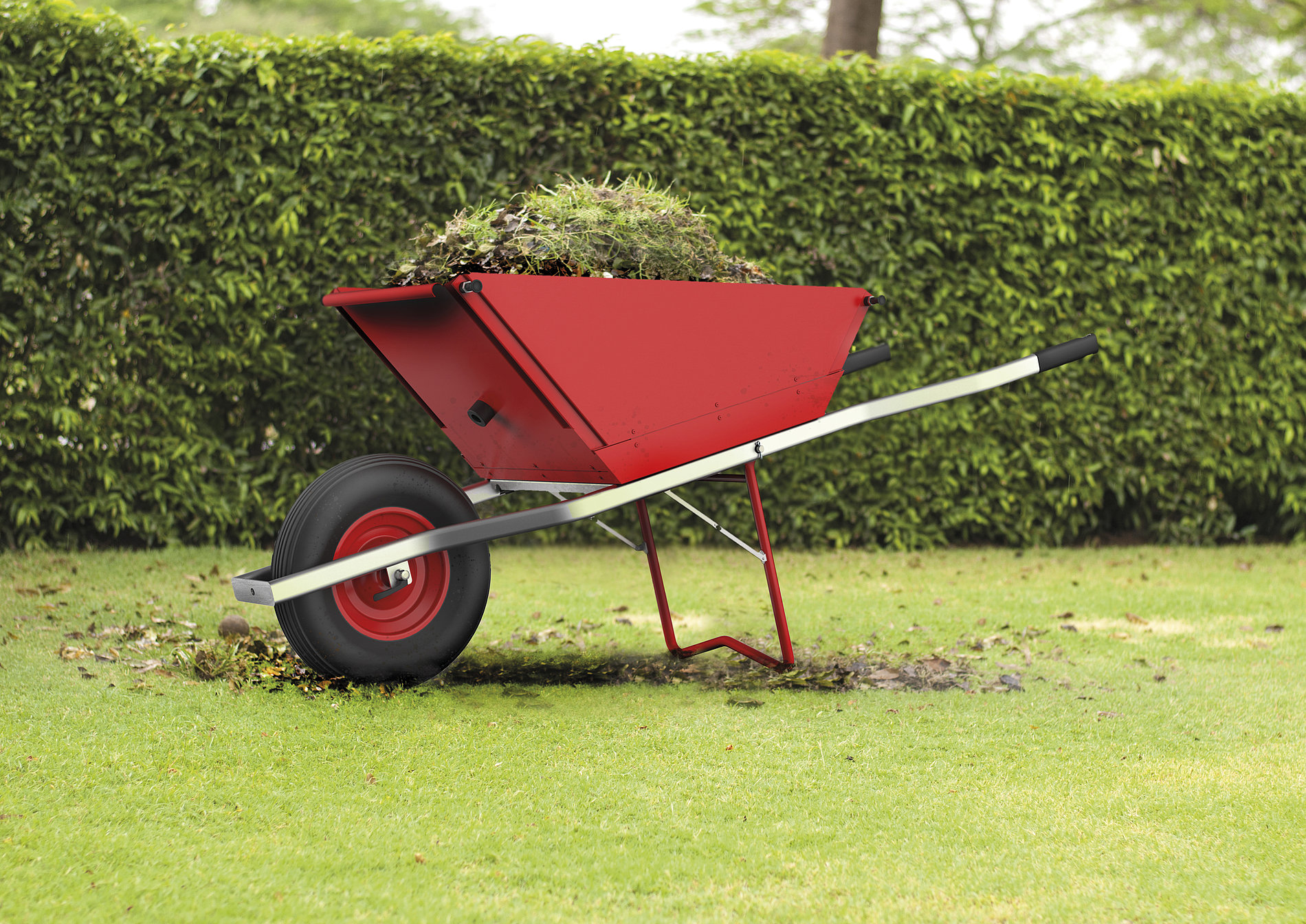 FREND Foldable Wheelbarrow | Red Dot Design Award