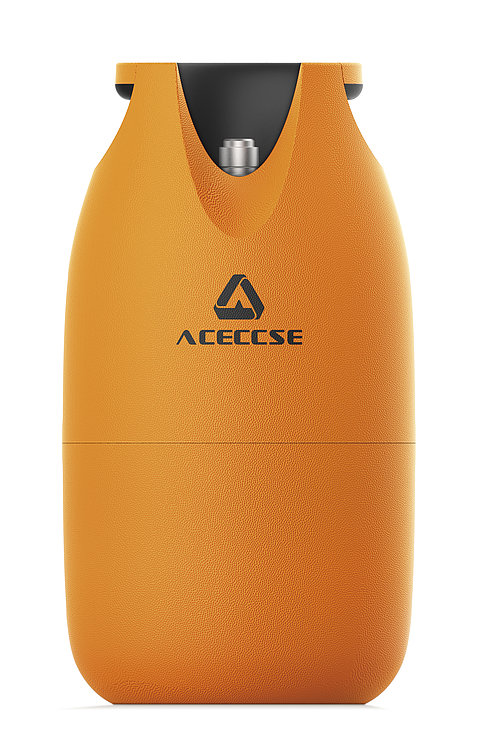 Aceccse LPG Composite Cylinders | Red Dot Design Award