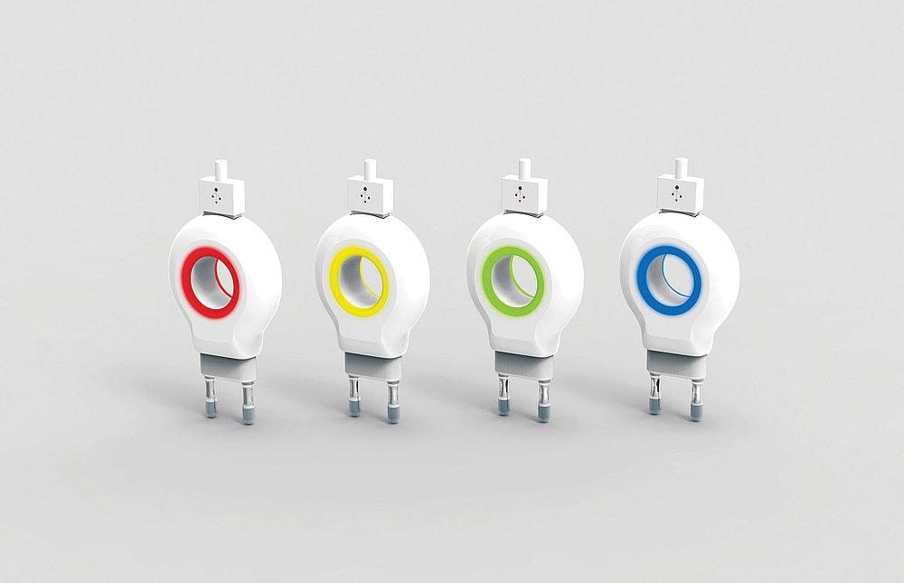 4Color – Charger   Red Dot Design Award