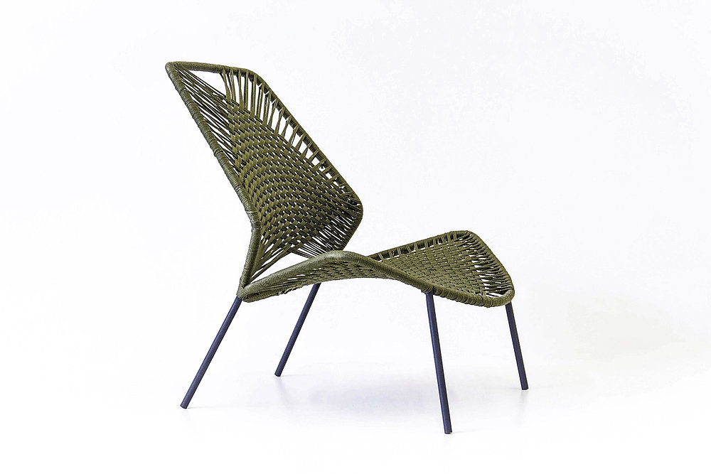 Knitting Lounger | Red Dot Design Award