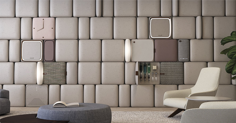 M-Wall | Red Dot Design Award
