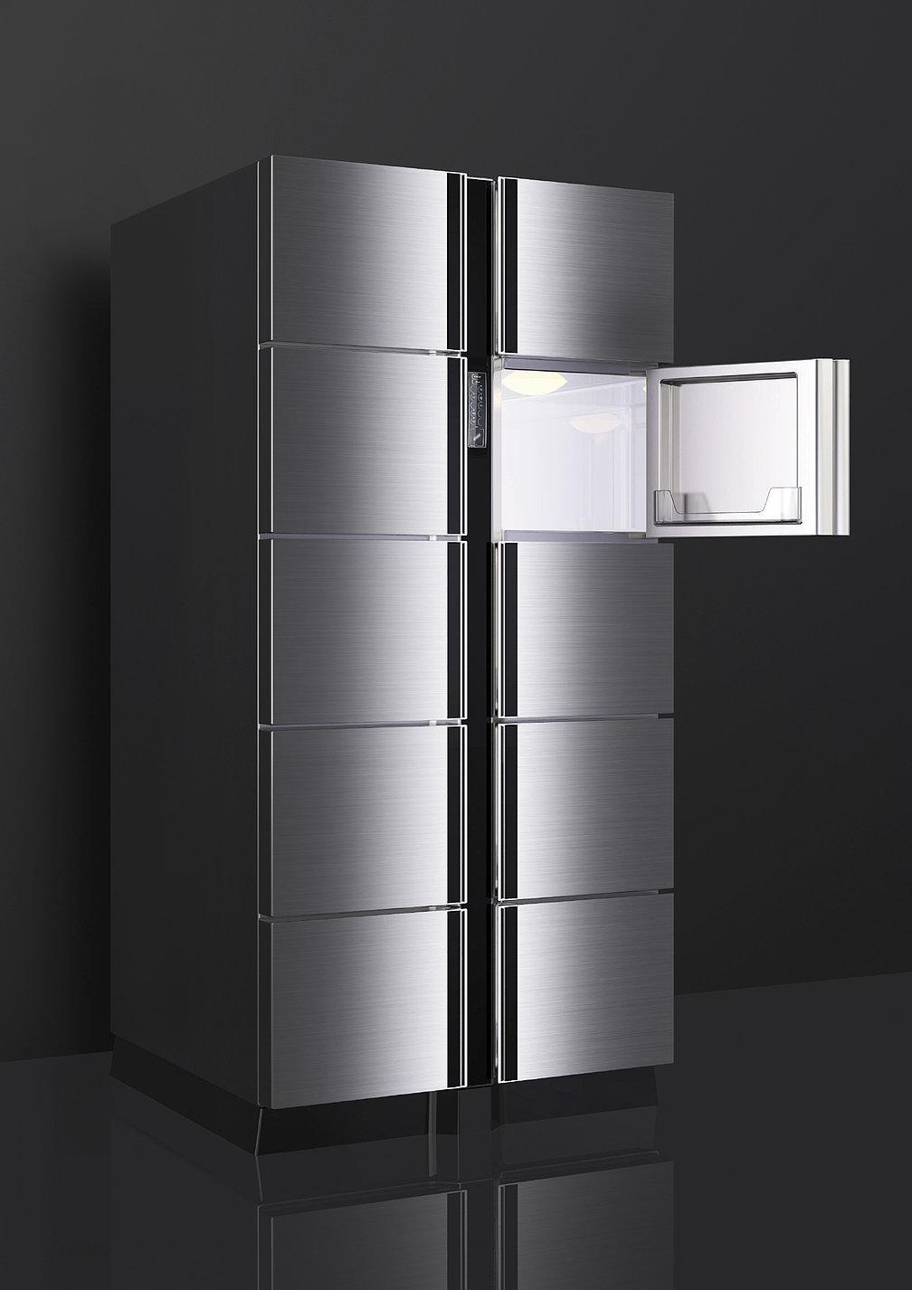 Share-refrigerator   Red Dot Design Award