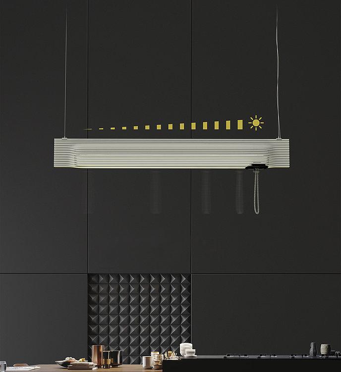 Lamp COCOON   Red Dot Design Award