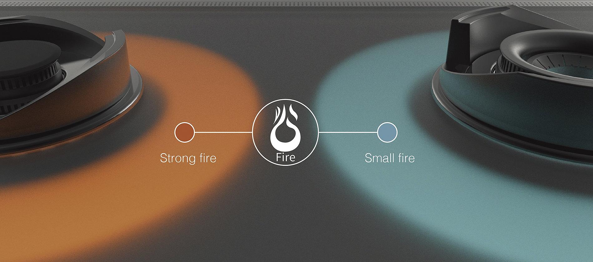 Shine & Airflow Stove | Red Dot Design Award