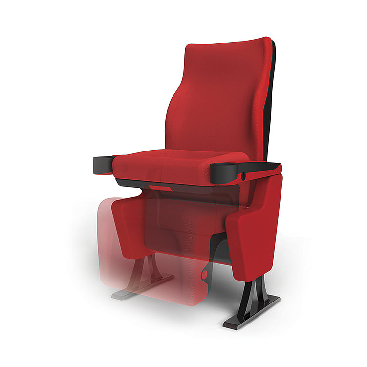 Universal Theatre Seats | Red Dot Design Award