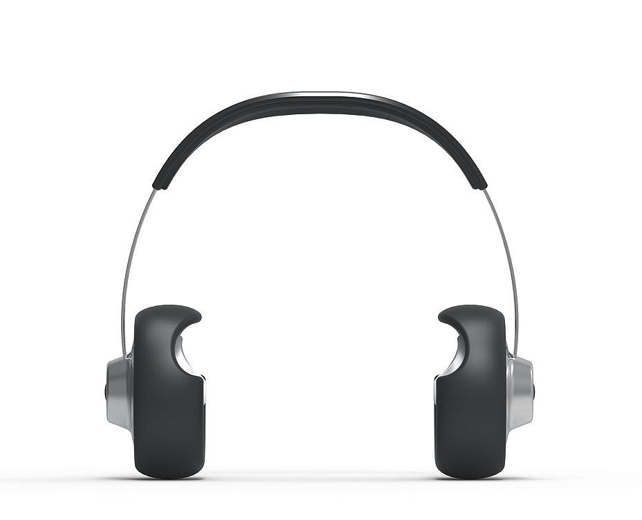 D-Ear Headset | Red Dot Design Award