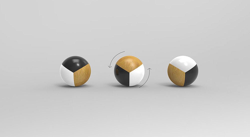 Rotatable Chessman | Red Dot Design Award