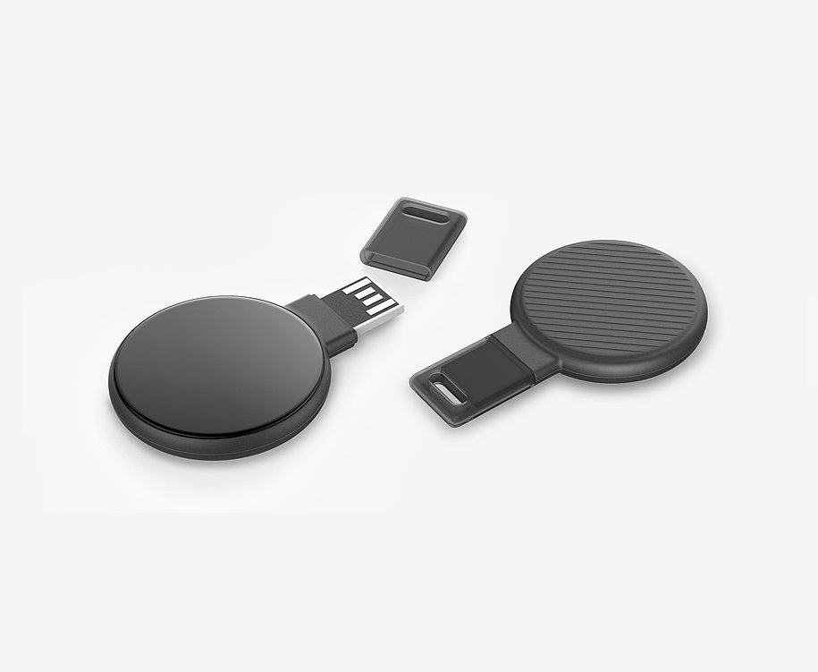 One-Step USB Disk | Red Dot Design Award