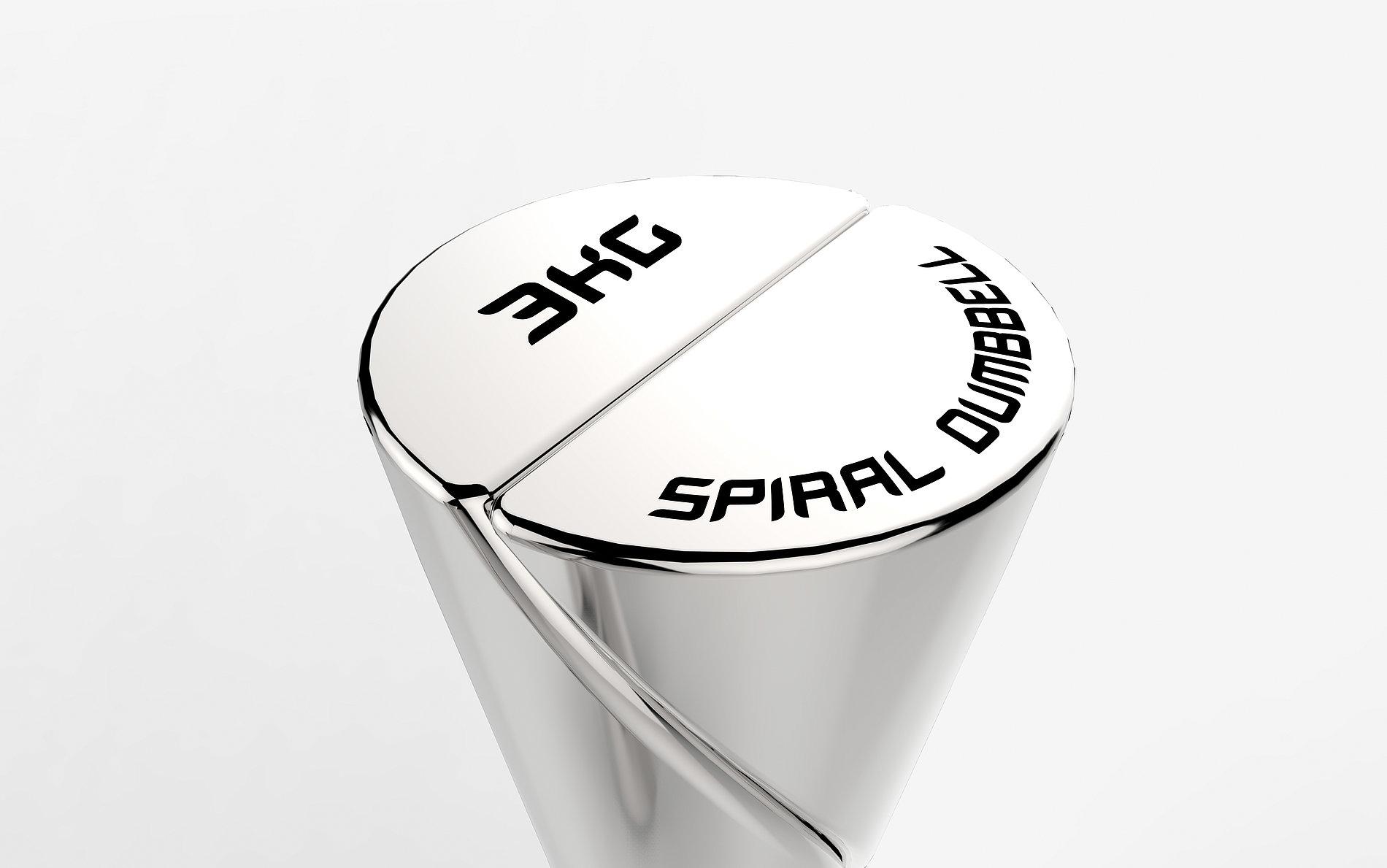 Spiral Dumbbell | Red Dot Design Award