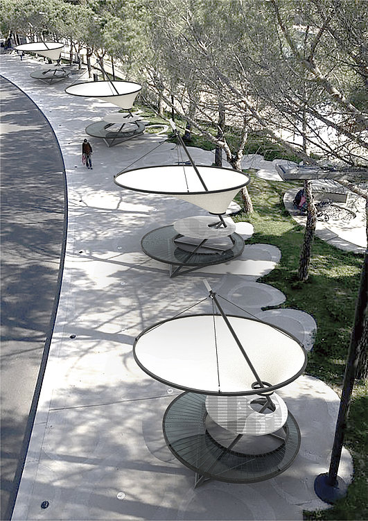 Spotlight-Public Seating | Red Dot Design Award