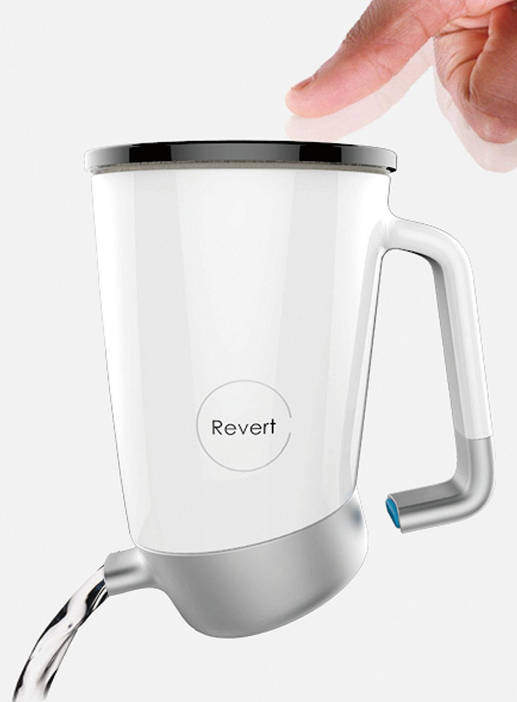 Revert Cup   Red Dot Design Award