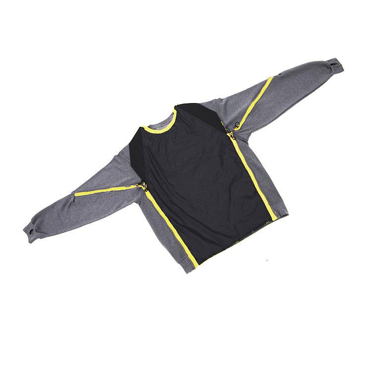 Easy Jacket - Assistive Transitional Clothing | Red Dot Design Award