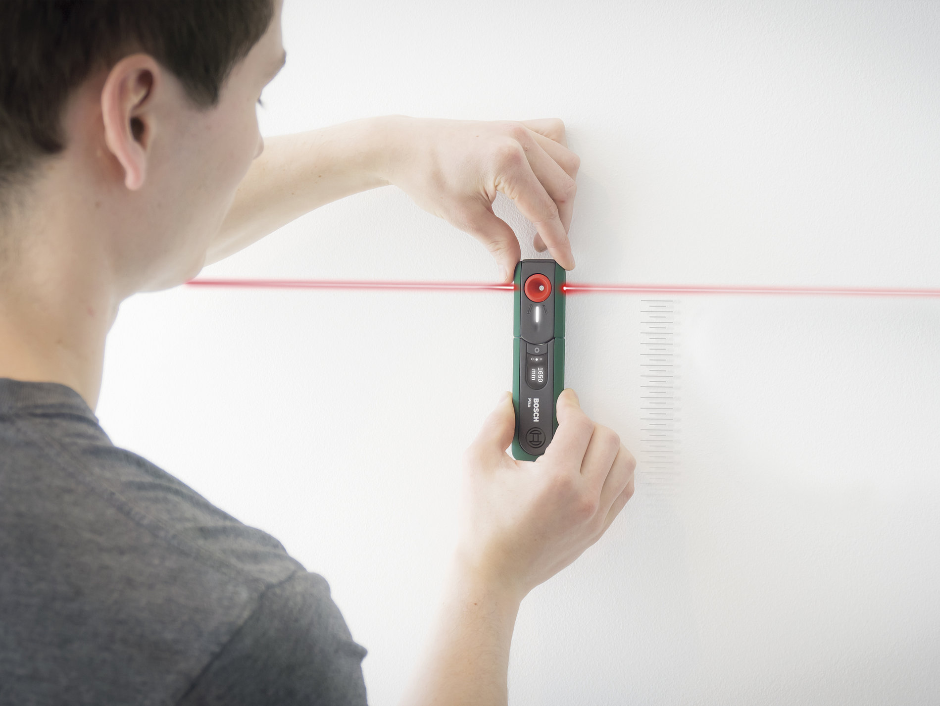 Piko - The new measuring and aligning tool | Red Dot Design Award