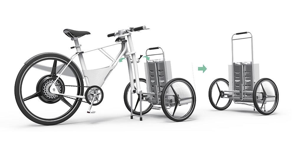Cargob Urban Eco-Bicycle | Red Dot Design Award
