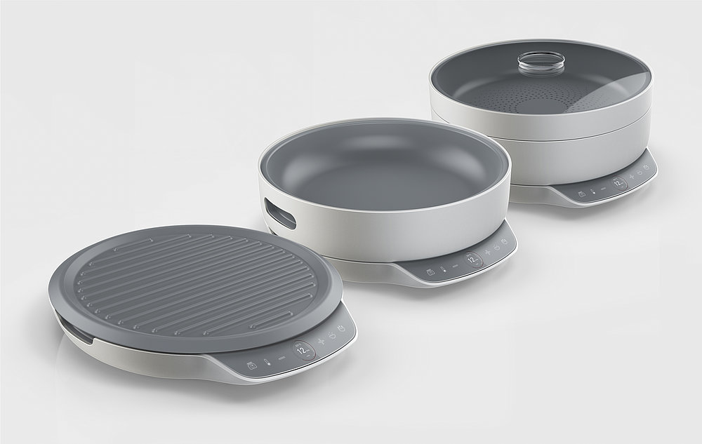 Vario, My First Kitchen Appliance | Red Dot Design Award