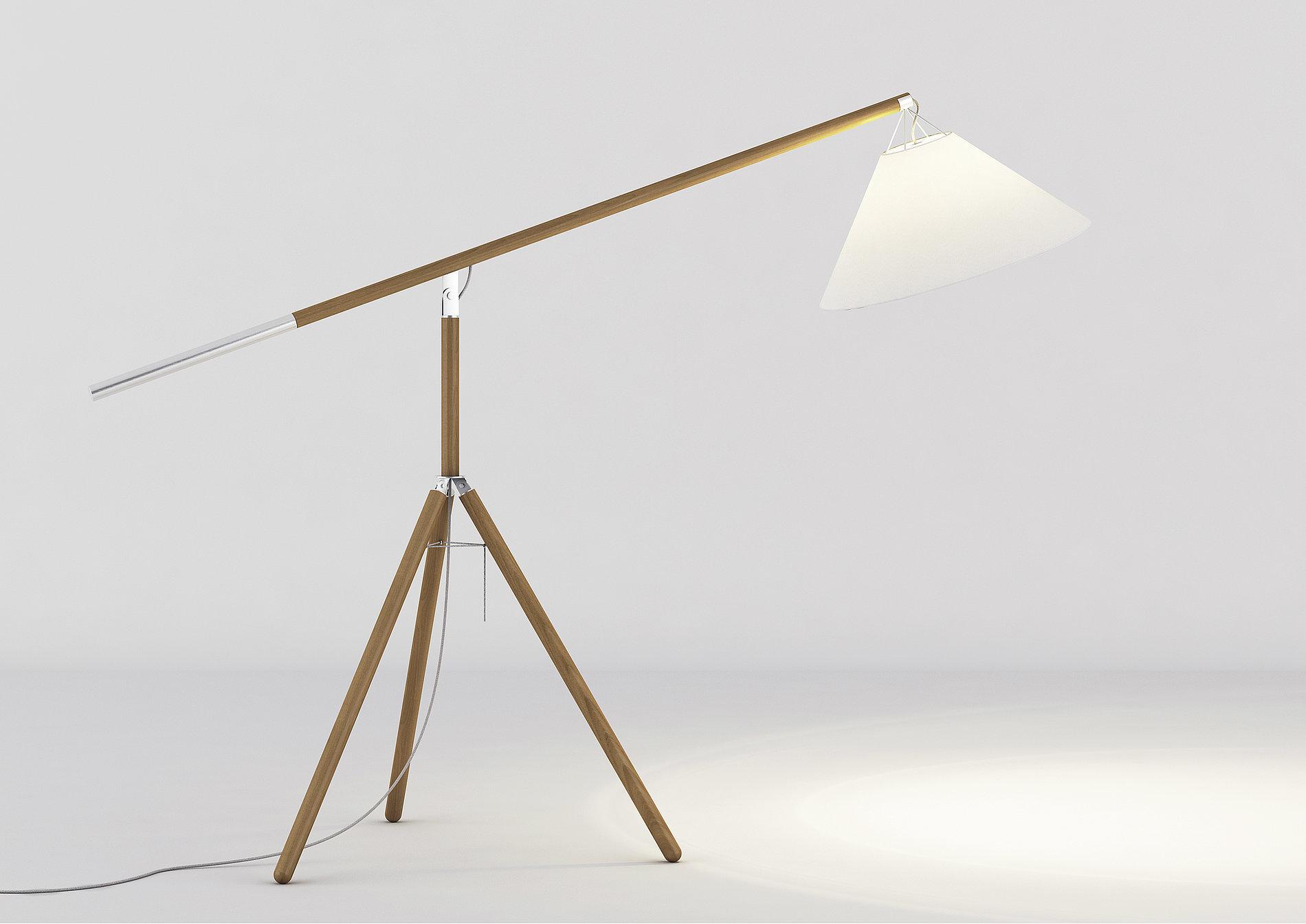 Leveling  Lamp | Red Dot Design Award