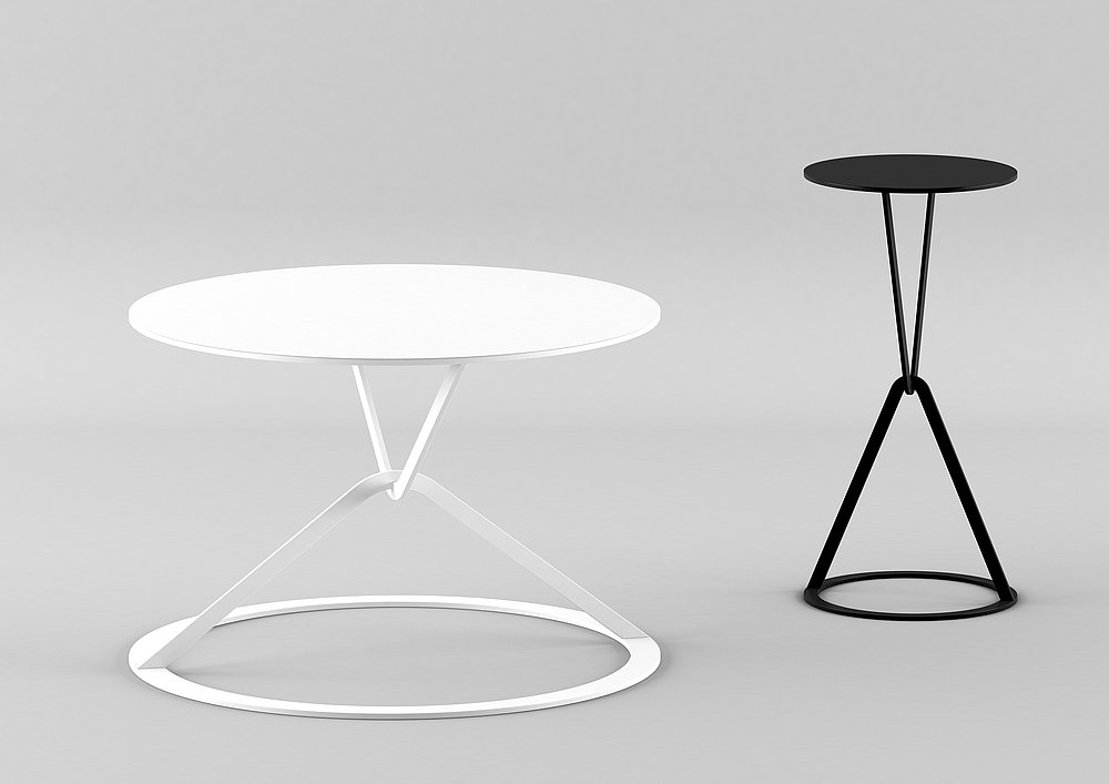 Conic Coffee - Side Table | Red Dot Design Award