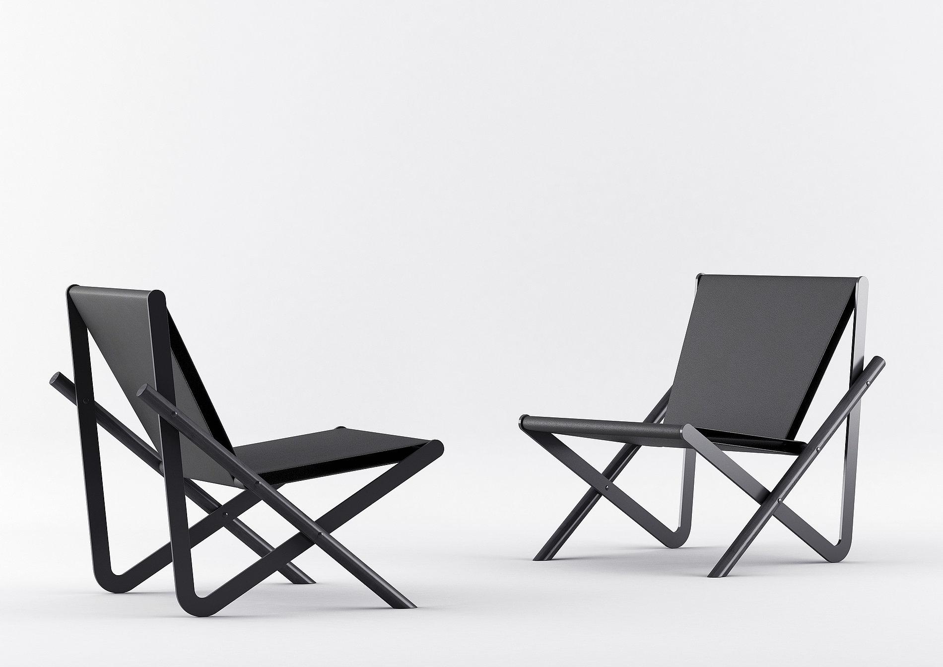 Boomerang Easy Chair | Red Dot Design Award