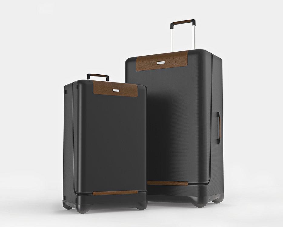 Spherical Wheel Luggage | Red Dot Design Award